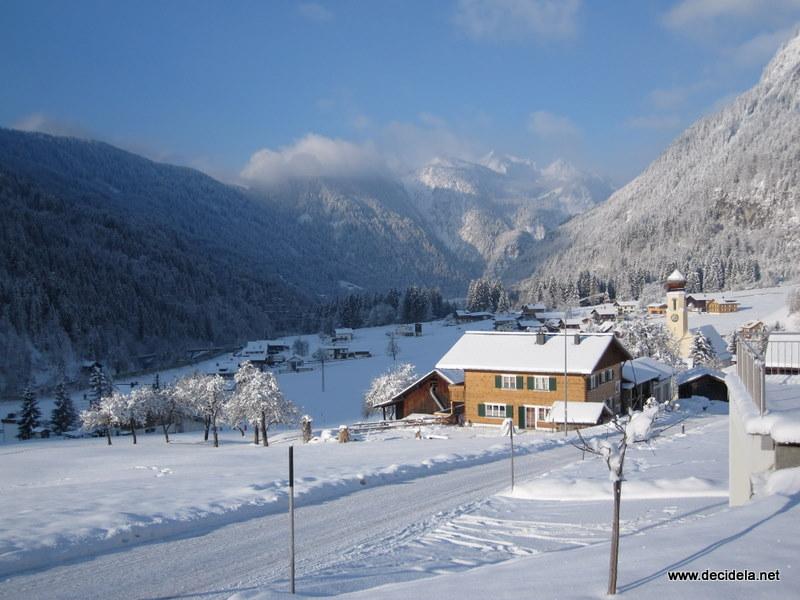 autriche arlberg 2011