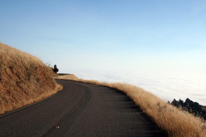 californie mont tamalpais