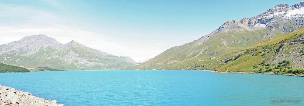 lac du mont cenis fort de malamot