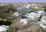 mont mounier google earth